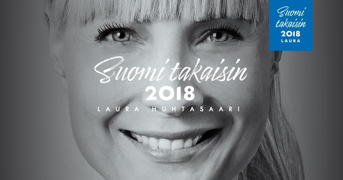 Laura2018 Suomi takaisin